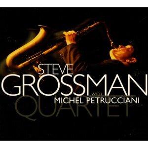 Steve Grossman Quartet With Michel Petrucciani