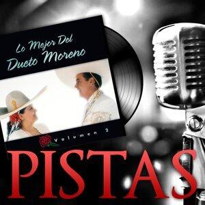 Pistas Lo Mejor del Dueto Moreno, Vol. 2