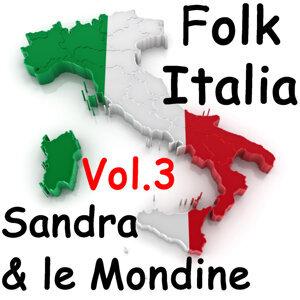 Folk Italia - Sandra e le mondine, Vol. 3