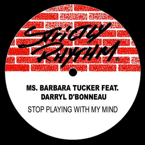 Stop Playing With My Mind (feat. Darryl D'Bonneau) - Full Intention Vocal Dub Mix