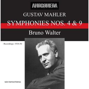 Mahler: Symphonies Nos. 4, 5 & 9 (Live)
