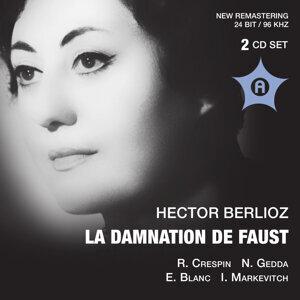 Berlioz: Le damnation de faust (1959)