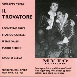 Verdi: Il trovatore (1961)
