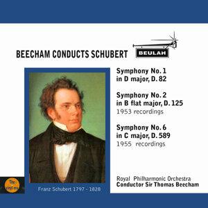 Beecham Conducts Schubert