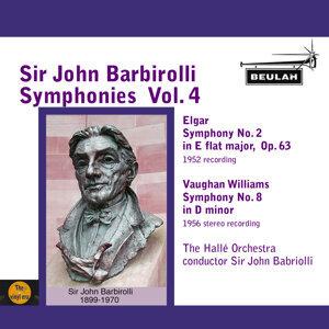 Sir John Barbirolli Symphonies, Vol. 4