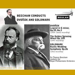 Beecham Conducts Dvořák and Goldmark