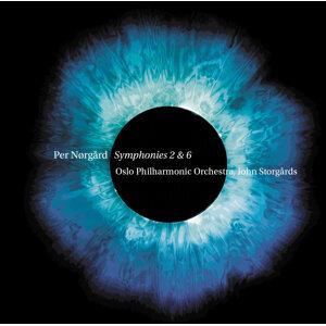 Nørgård: Symphonies Nos. 2 & 6