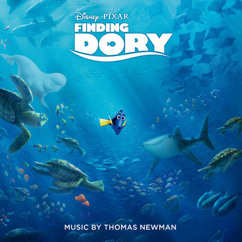 Finding Dory (海底奇兵2電影原聲大碟) - Original Motion Picture Soundtrack