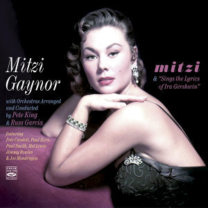 """Mitzi"" & ""Sings the Lyrics of IRA Gershwin"" Plus ""Happy Anniversary"""