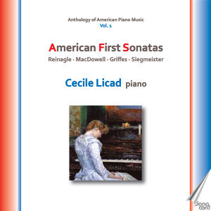 Anthology of American Piano Music, Vol. 1