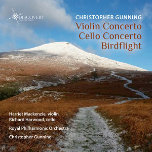 Christopher Gunning Violin Concerto - Cello Concerto - Birdflight