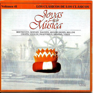 Joyas de la Música, Vol. 41