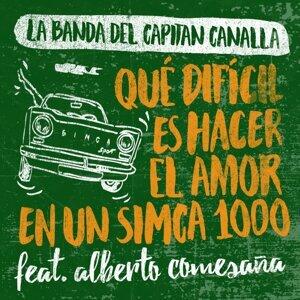 Qué difícil es hacer el amor en un Simca 1000 (feat. Alberto Comesaña)