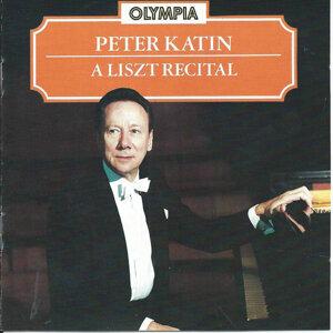 Peter Katin A Liszt Recital