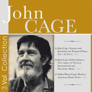 John Cage - 3 Original Albums