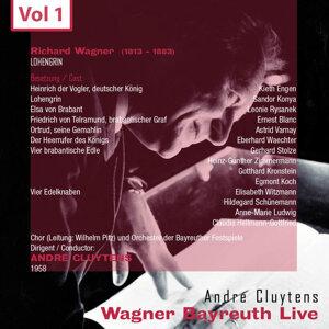 Wagner - Bayreuth Live, Vol. 1