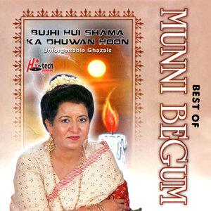 Best of Munni Begum (Bujhi Hui Shama Ka Dhuwan Hoon)
