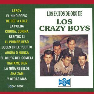 Los Exitos de Oro de los Crazy Boys