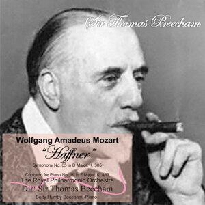 "Mozart: ""Haffner"" Symphony No. 35 in D Major, K. 385 - Concerto for Piano No. 19 in F Major, K. 459"