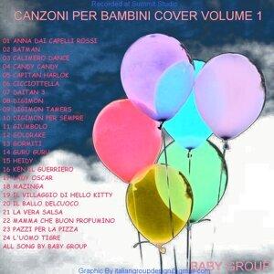 Canzoni per bambini cover, vol. 1