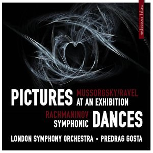 Mussorgsky: Pictures at an Exhibition - Rachmaninoff: Symphonic Dances, Op. 45