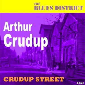 Crudup Street - The Blues District
