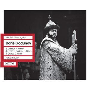Mussorgsky: Boris Godunov (1958)