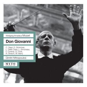 Mozart: Don Giovanni (1956)