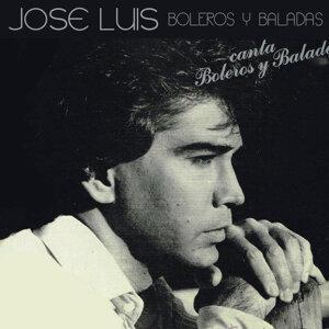 José Luís Canta Boleros y Baladas