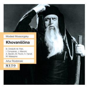 Mussorgsky: Khovanshchina (1958)