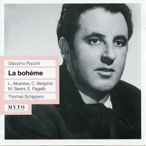 Puccini: La Bohème (1958)
