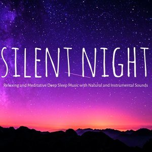 Silent Night – Relaxing and Meditative Deep Sleep Music with Natural and Instrumental Sounds to Improve Your Sleep Cycle