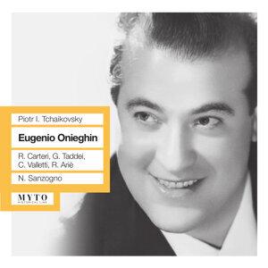 Tchaikovsky: Eugene Onegin (Sung in Italian) (1953)
