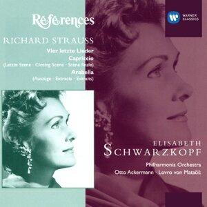 R.Strauss: Vier letzte Lieder - Capriccio - Arabella