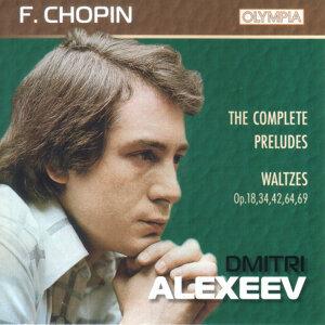 Chopin: Preludes & Waltez