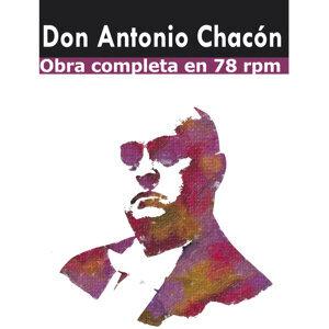 Antonio Chacón, Obra Completa en 78 Rpm