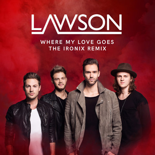 Where My Love Goes - The Ironix Remix