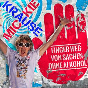 Finger weg von Sachen ohne Alkohol