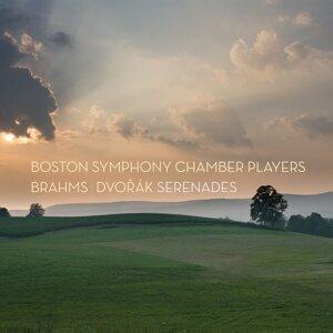 Brahms & Dvorák: Serenades