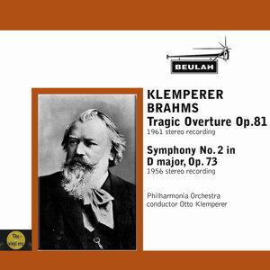 Klemperer Conducts Brahms