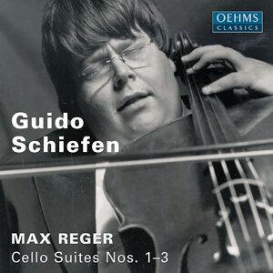 Reger: Cello Suites Nos. 1-3