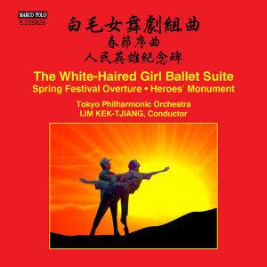 Jin-xuan Yan, Huan Zhi Li & Wei Qu: Orchestral Music