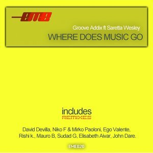 Where Does Music Go - Remixes