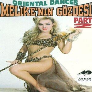 Melike'nin Gözdesi, Vol. 2 - Oriental Dances
