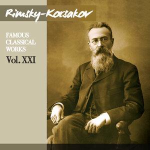 Rimsky-Korsakov: Famous Classical Works, Vol. XXI