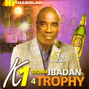 K1 Storm Ibadan 4 Trophy