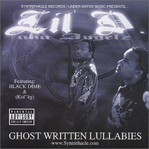 Ghost Written Lullabies