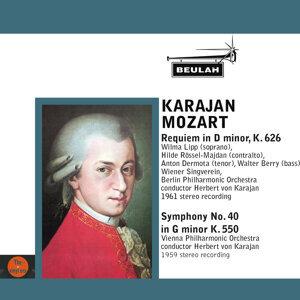 Karajan Conducts Mozart