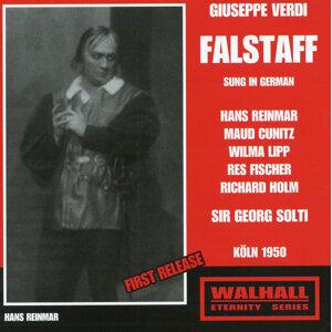 Verdi: Falstaff (1950)