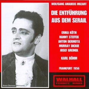 Mozart: Die Entführung aus dem Serail (1956)